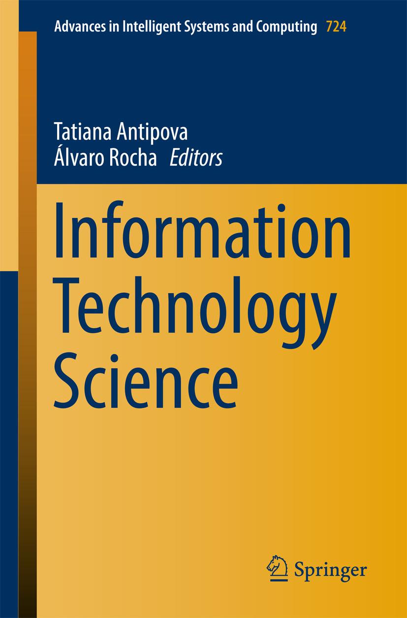 Antipova, Tatiana - Information Technology Science, ebook