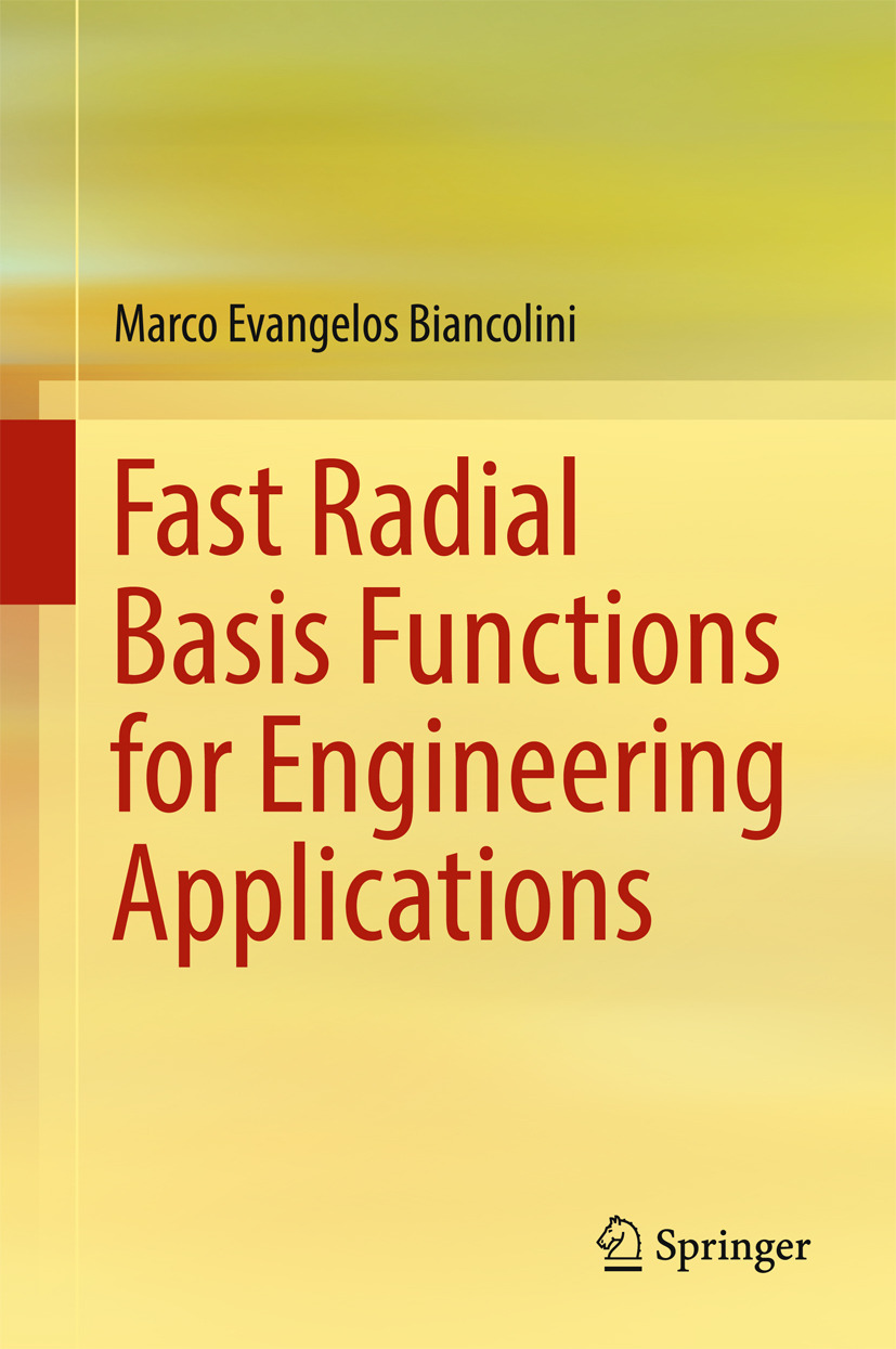 Biancolini, Marco Evangelos - Fast Radial Basis Functions for Engineering Applications, ebook