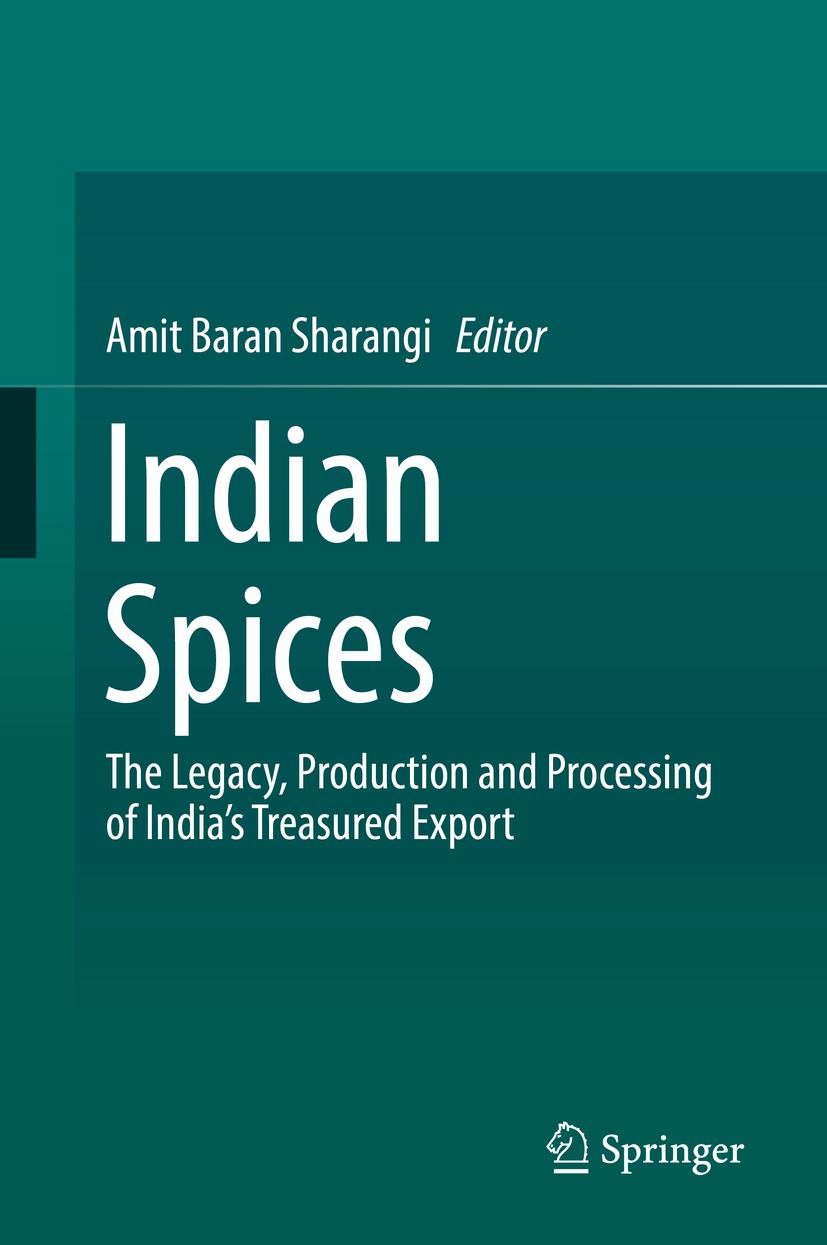 Sharangi, Amit Baran - Indian Spices, ebook