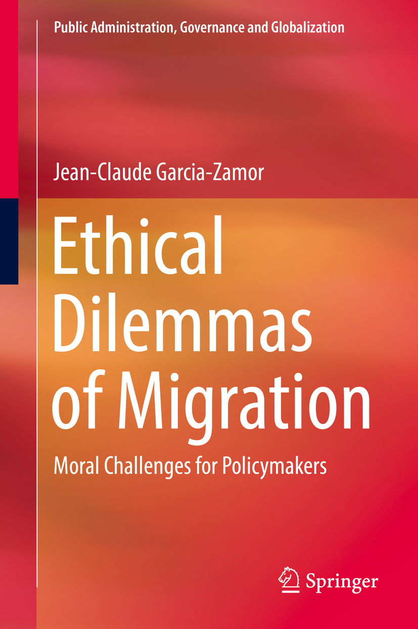 Garcia-Zamor, Jean-Claude - Ethical Dilemmas of Migration, ebook
