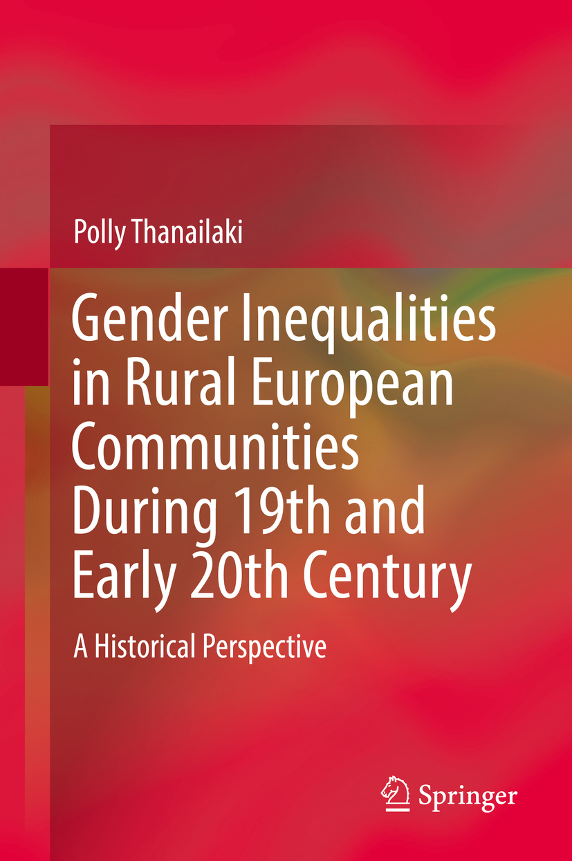 Thanailaki, Polly - Gender Inequalities in Rural European Communities During 19th and Early 20th Century, ebook