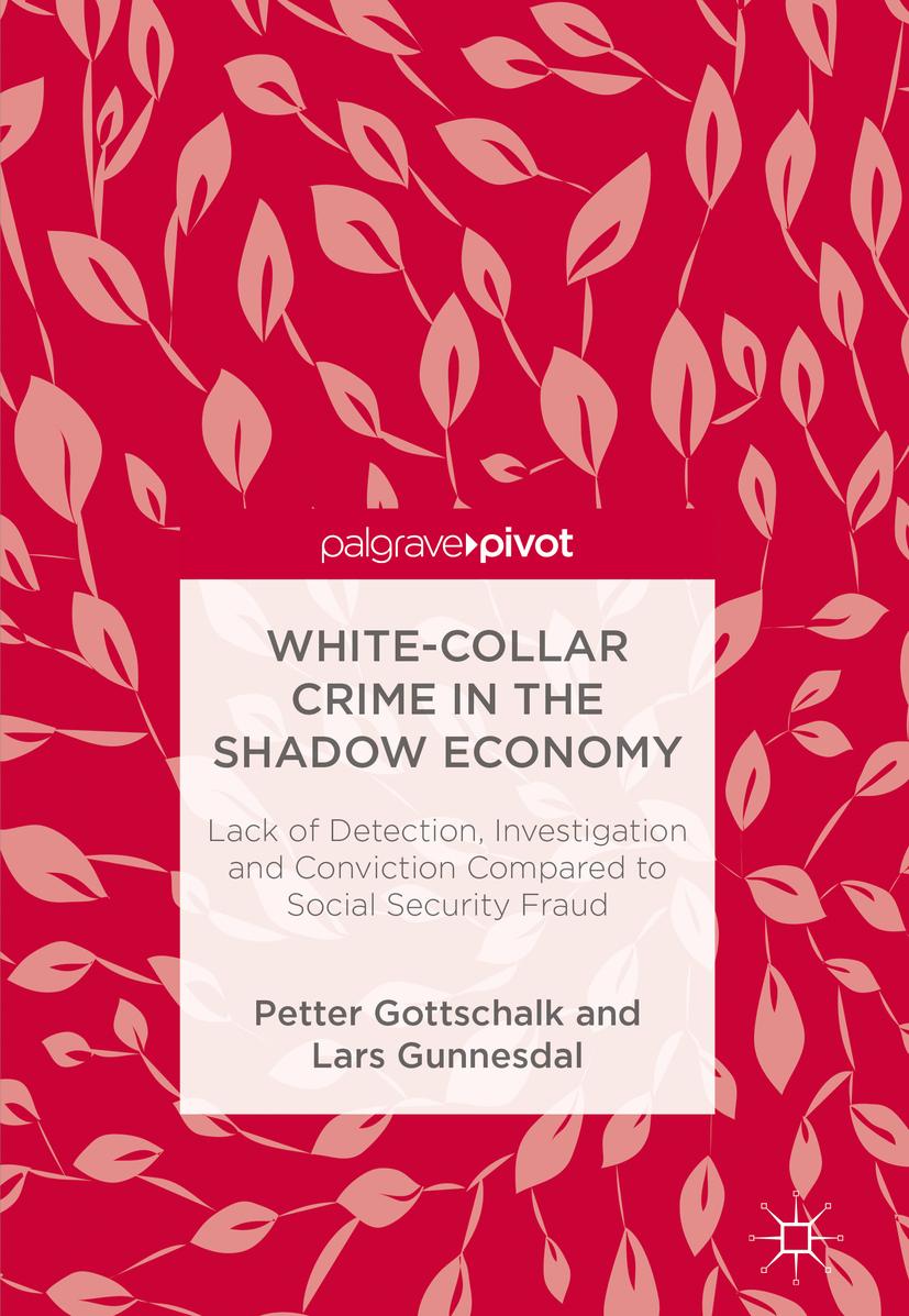 Gottschalk, Petter - White-Collar Crime in the Shadow Economy, ebook