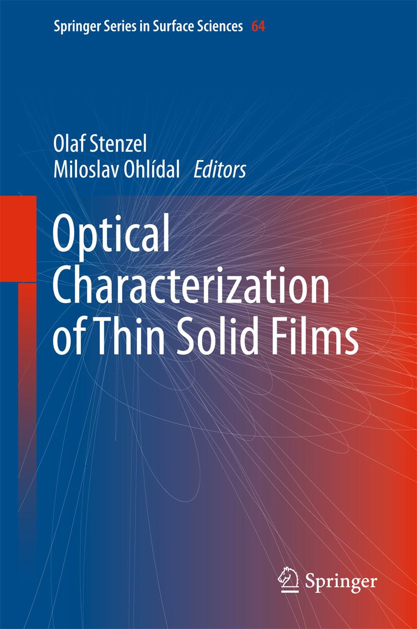 Ohlídal, Miloslav - Optical Characterization of Thin Solid Films, e-bok
