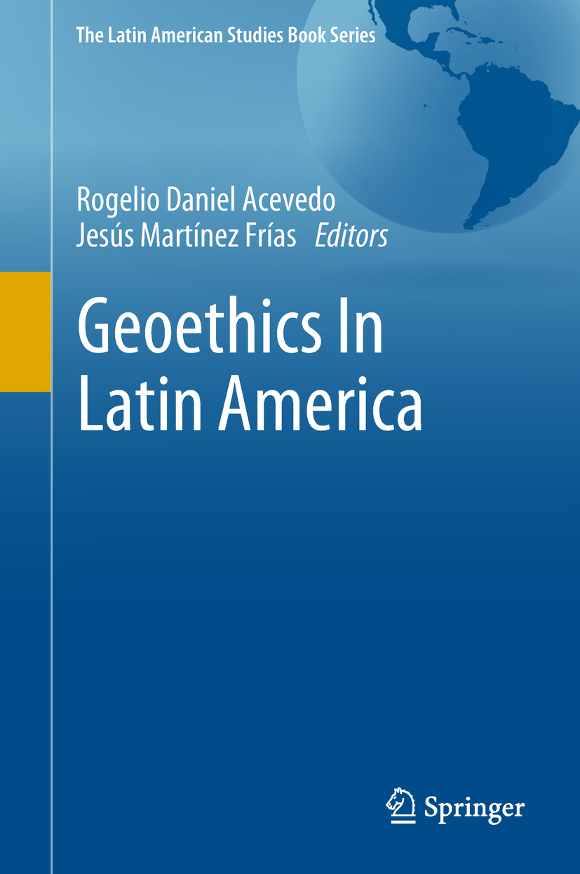 Acevedo, Rogelio Daniel - Geoethics In Latin America, ebook
