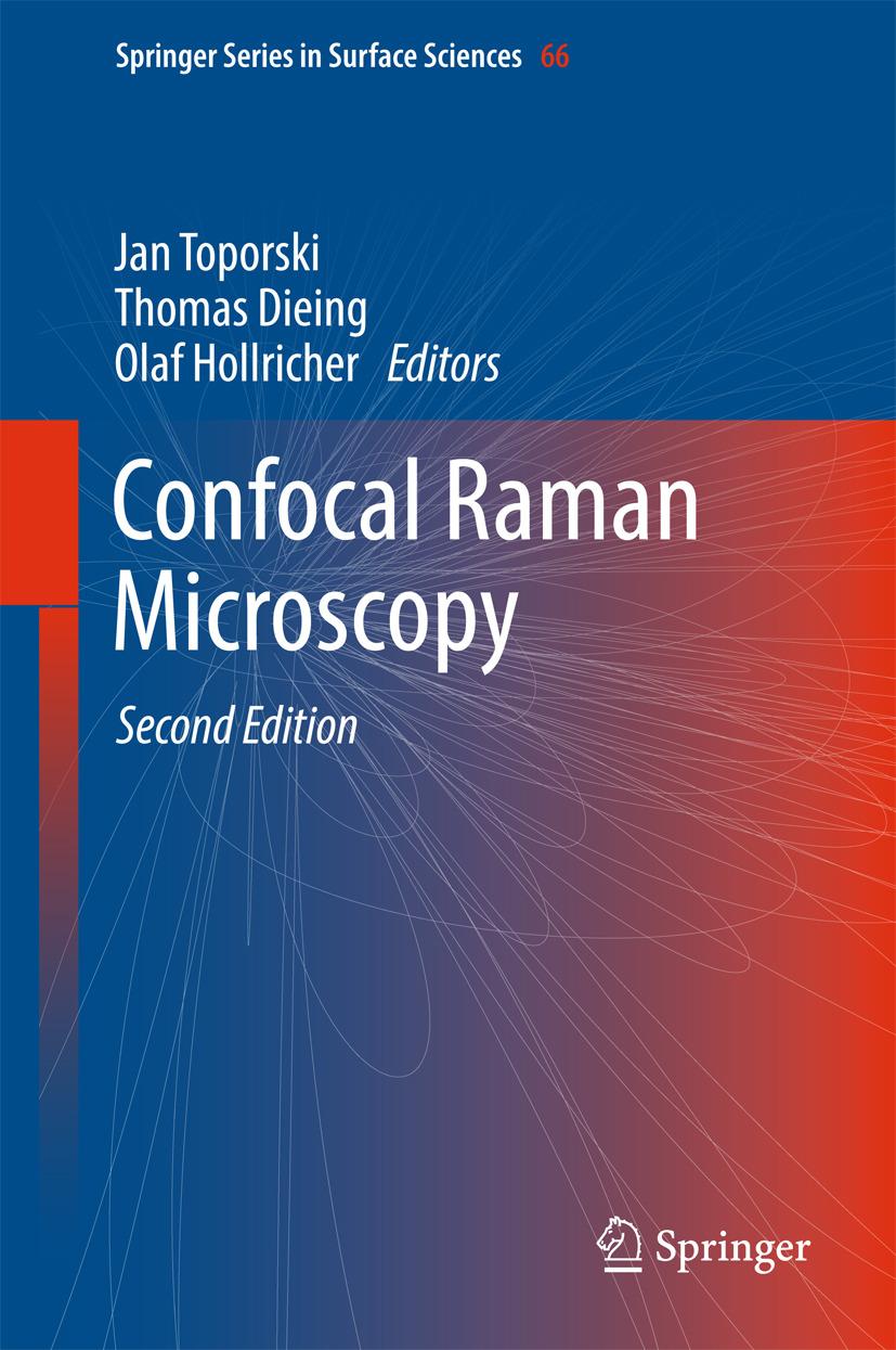 Dieing, Thomas - Confocal Raman Microscopy, ebook