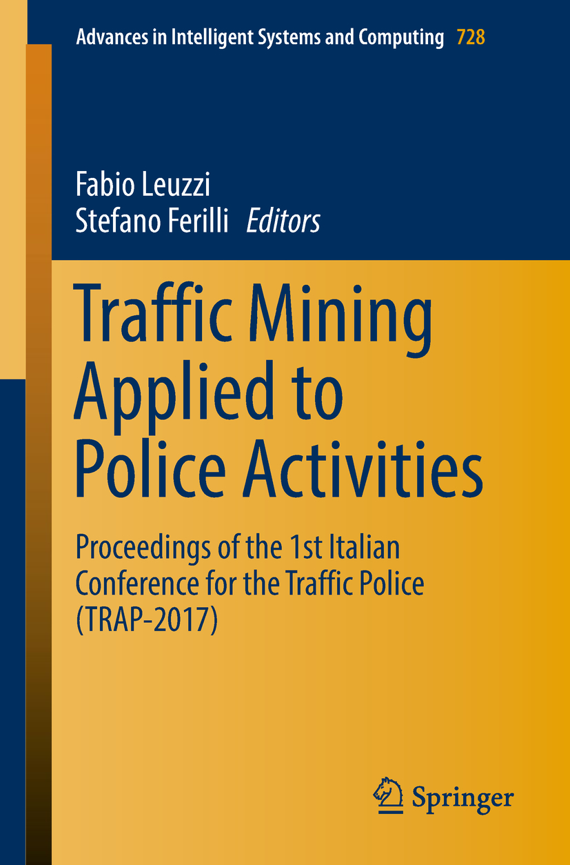 Ferilli, Stefano - Traffic Mining Applied to Police Activities, ebook