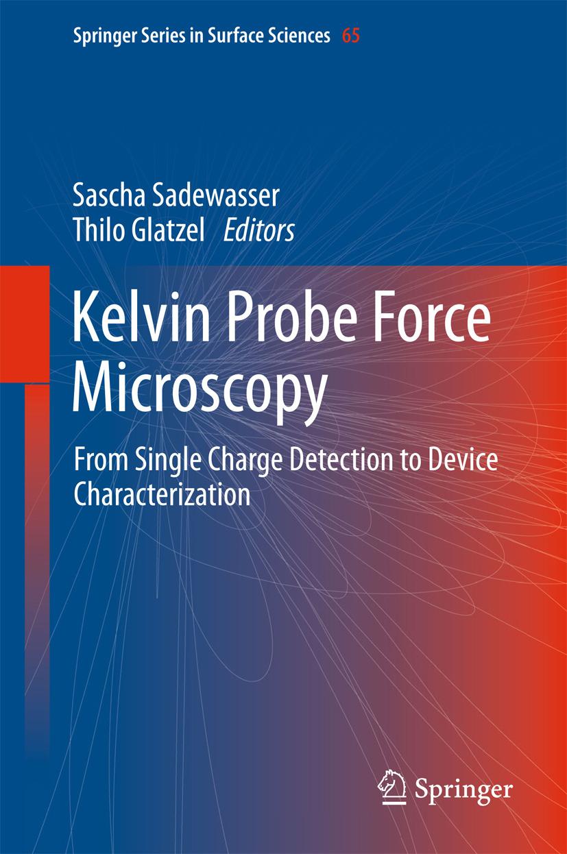 Glatzel, Thilo - Kelvin Probe Force Microscopy, ebook