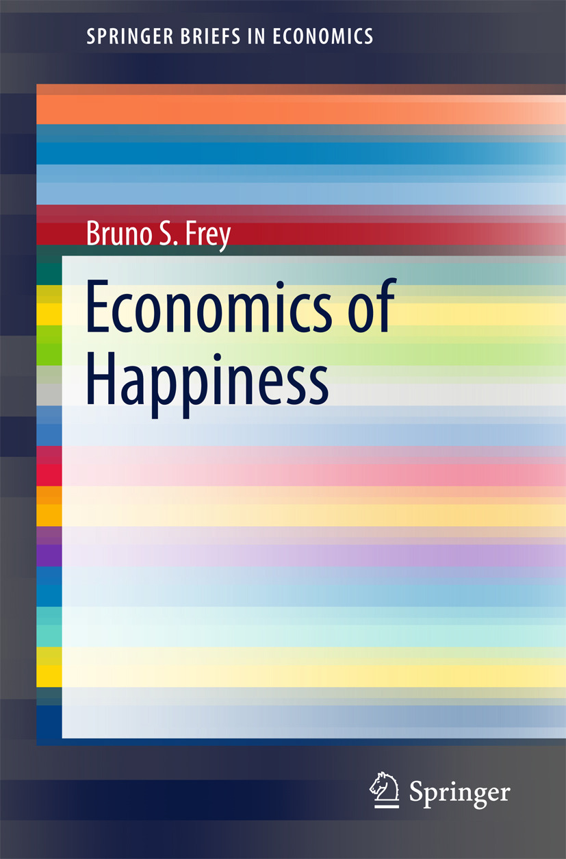 Frey, Bruno S. - Economics of Happiness, ebook