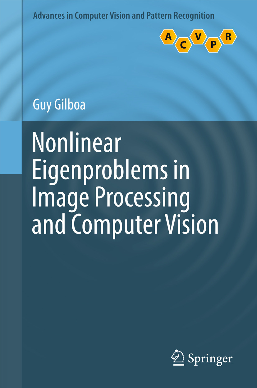 Gilboa, Guy - Nonlinear Eigenproblems in Image Processing and Computer Vision, e-kirja