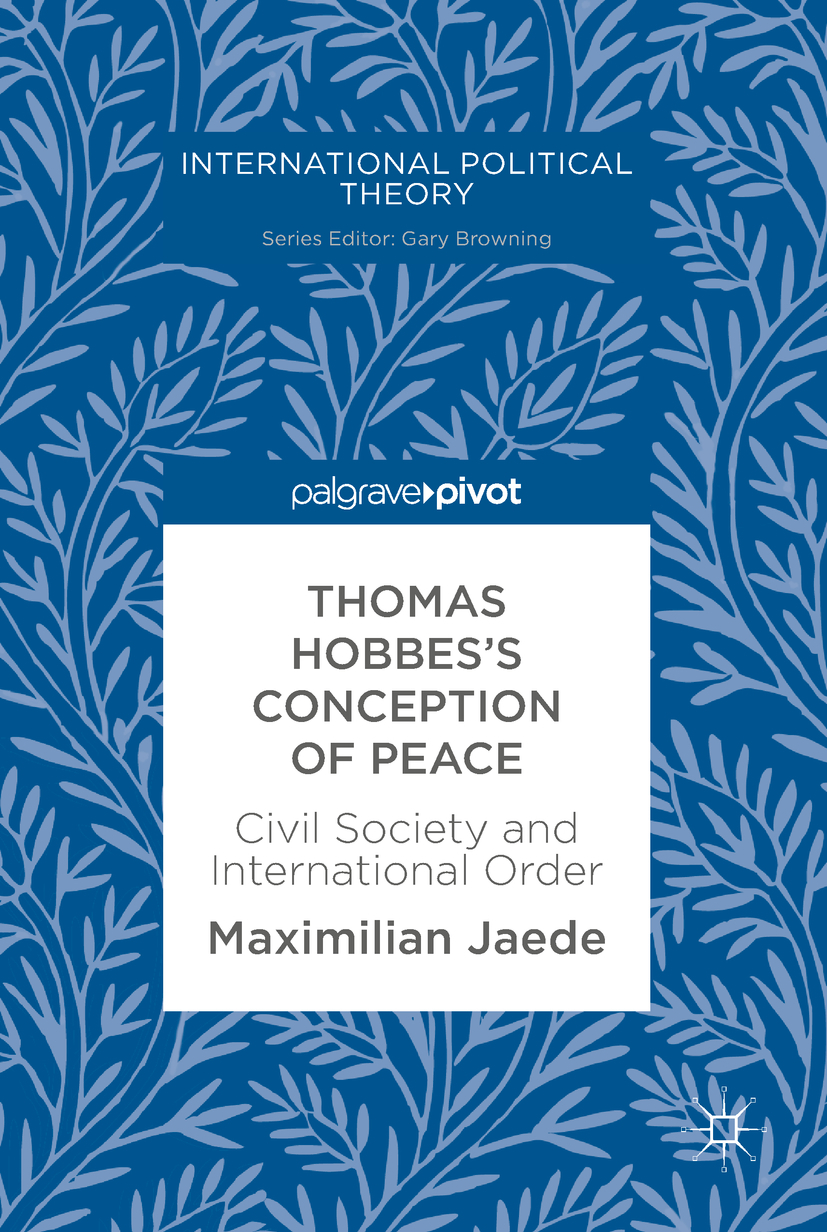 Jaede, Maximilian - Thomas Hobbes's Conception of Peace, ebook