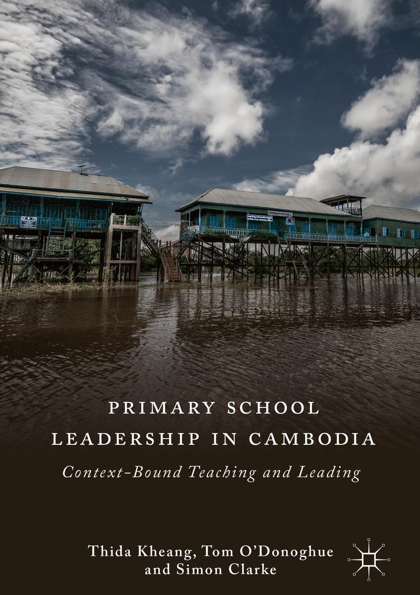 Clarke, Simon - Primary School Leadership in Cambodia, ebook