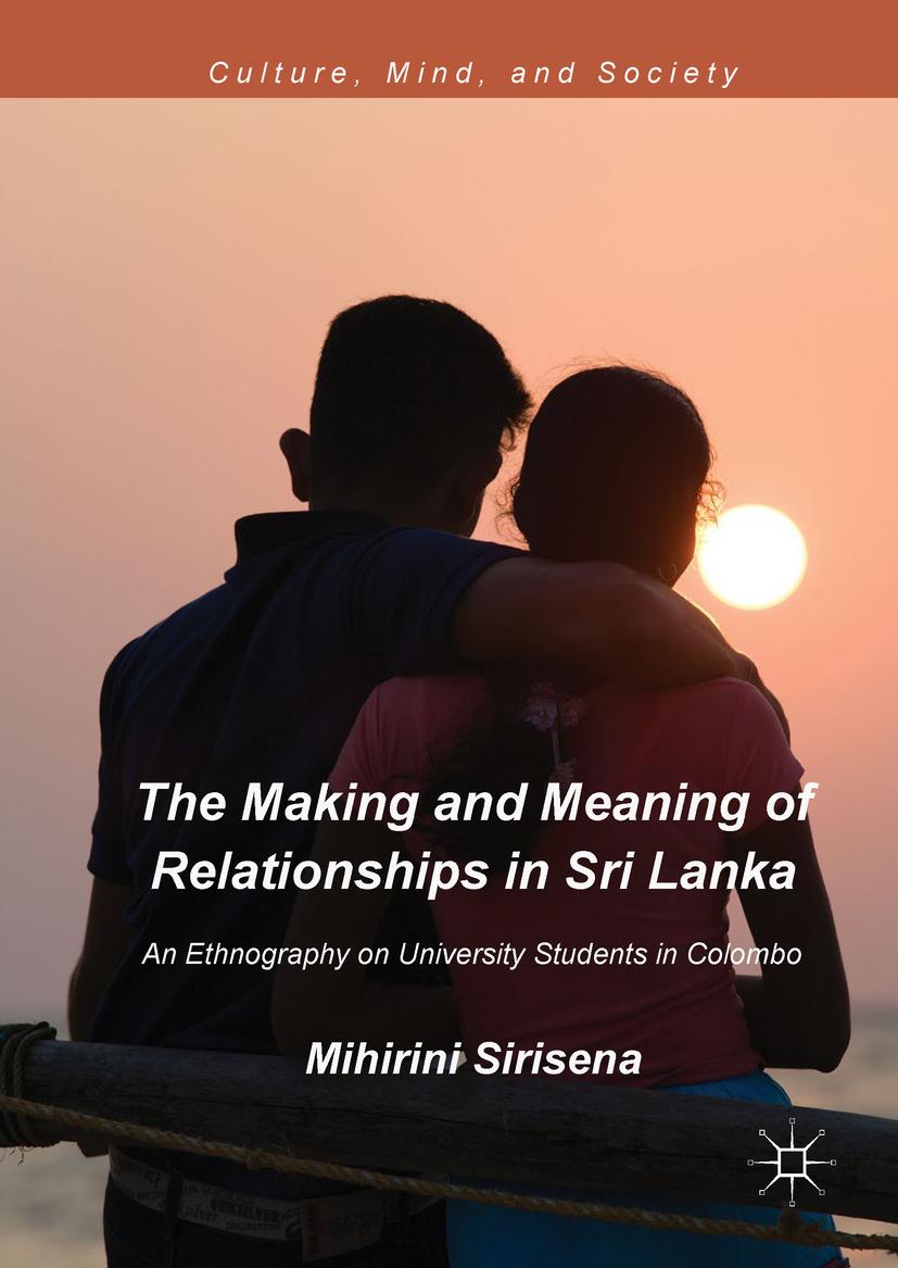Sirisena, Mihirini - The Making and Meaning of Relationships in Sri Lanka, ebook