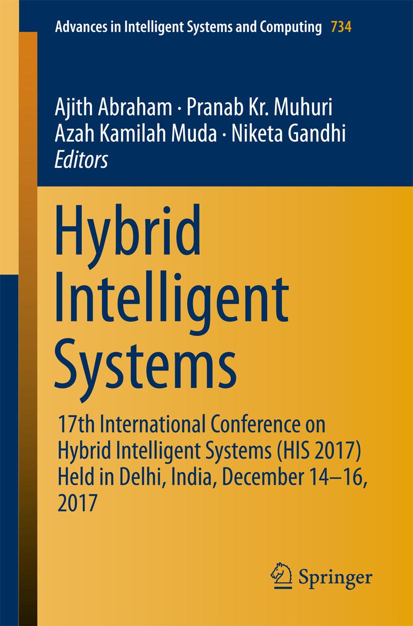 Abraham, Ajith - Hybrid Intelligent Systems, ebook