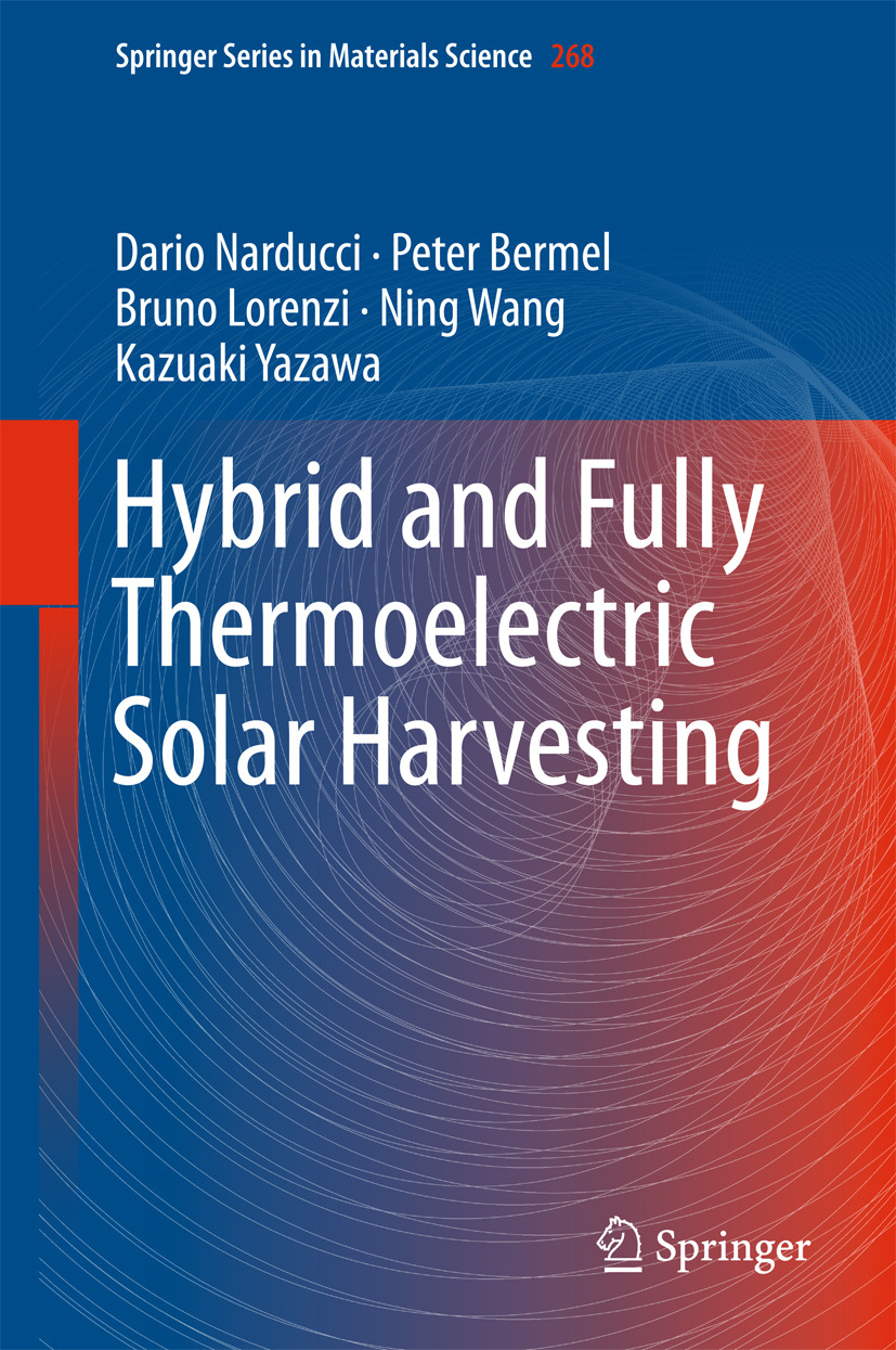 Bermel, Peter - Hybrid and Fully Thermoelectric Solar Harvesting, ebook