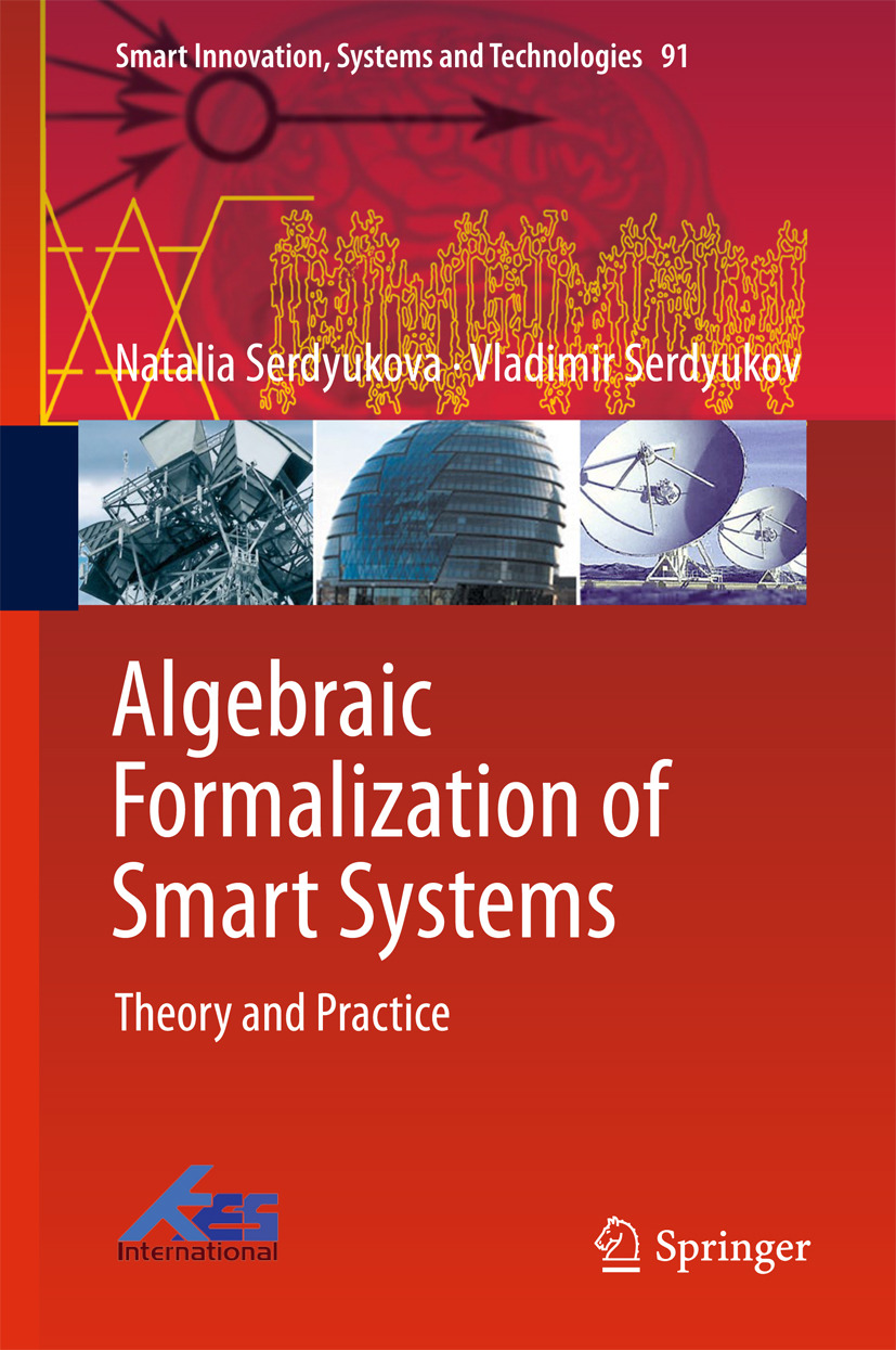 Serdyukov, Vladimir - Algebraic Formalization of Smart Systems, ebook