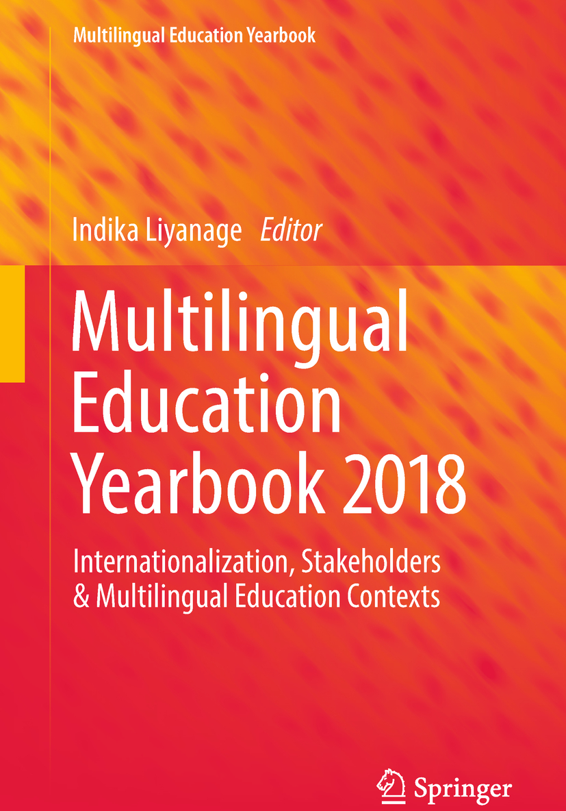 Liyanage, Indika - Multilingual Education Yearbook 2018, ebook