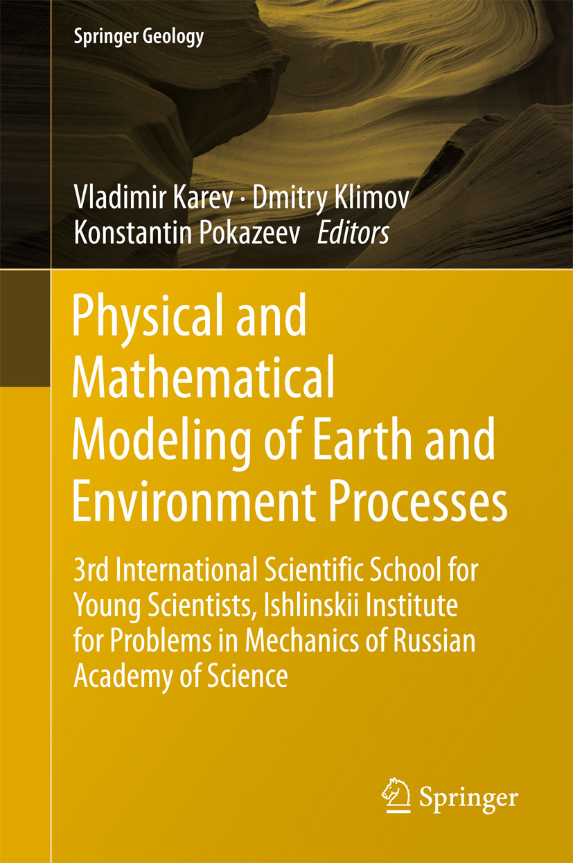 Karev, Vladimir - Physical and Mathematical Modeling of Earth and Environment Processes, ebook