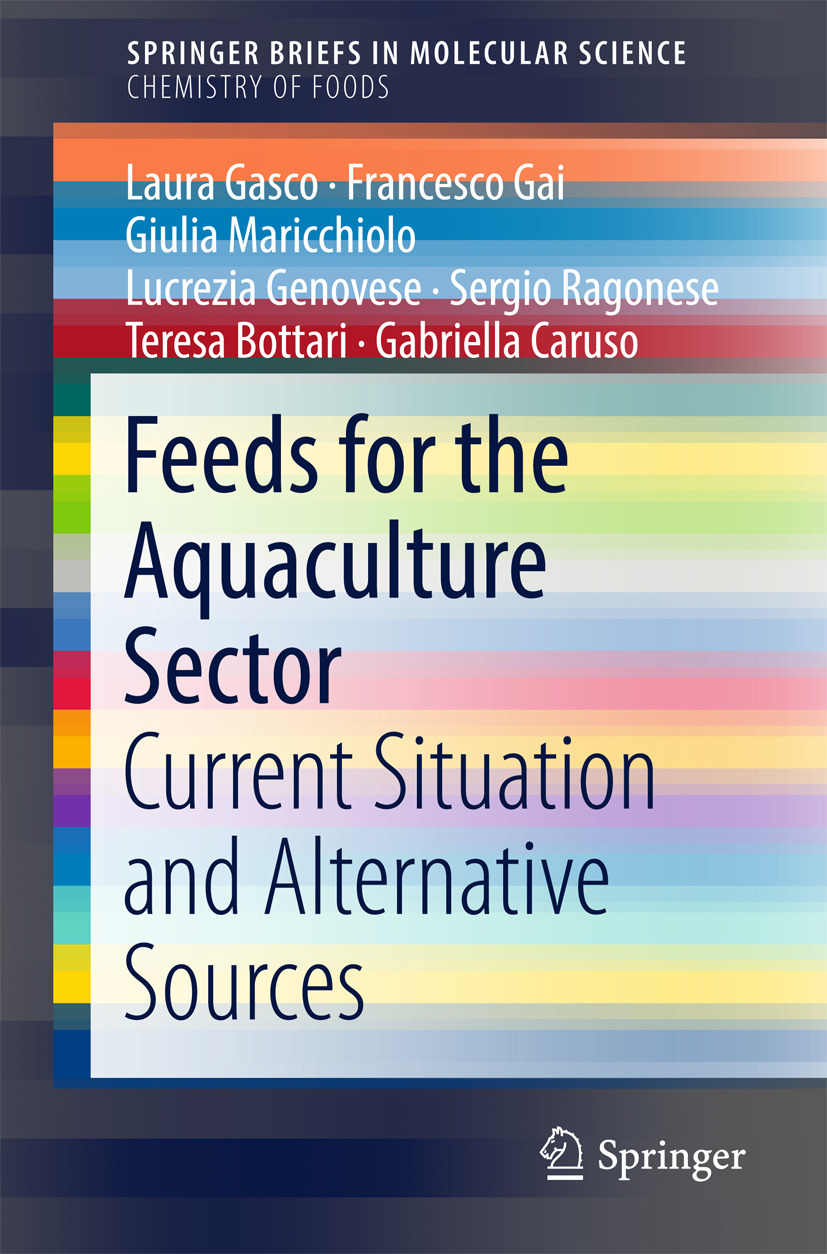 Bottari, Teresa - Feeds for the Aquaculture Sector, ebook
