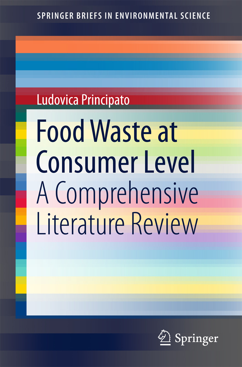Principato, Ludovica - Food Waste at Consumer Level, ebook