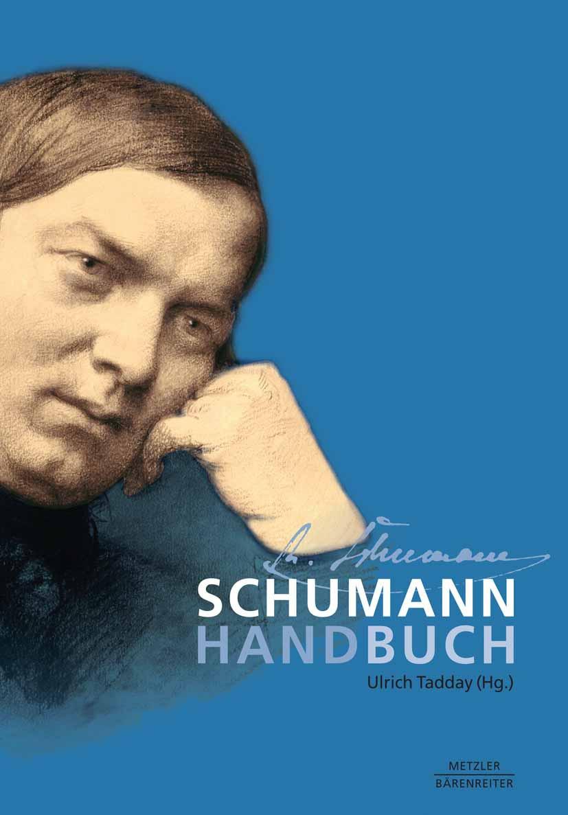 Tadday, Ulrich - Schumann Handbuch, ebook