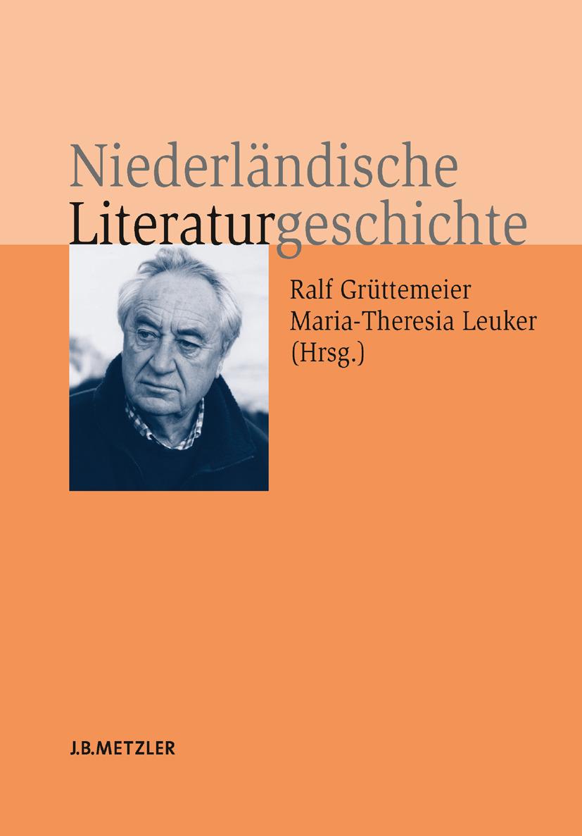 Berteloot, Amand - Niederländische Literaturgeschichte, ebook