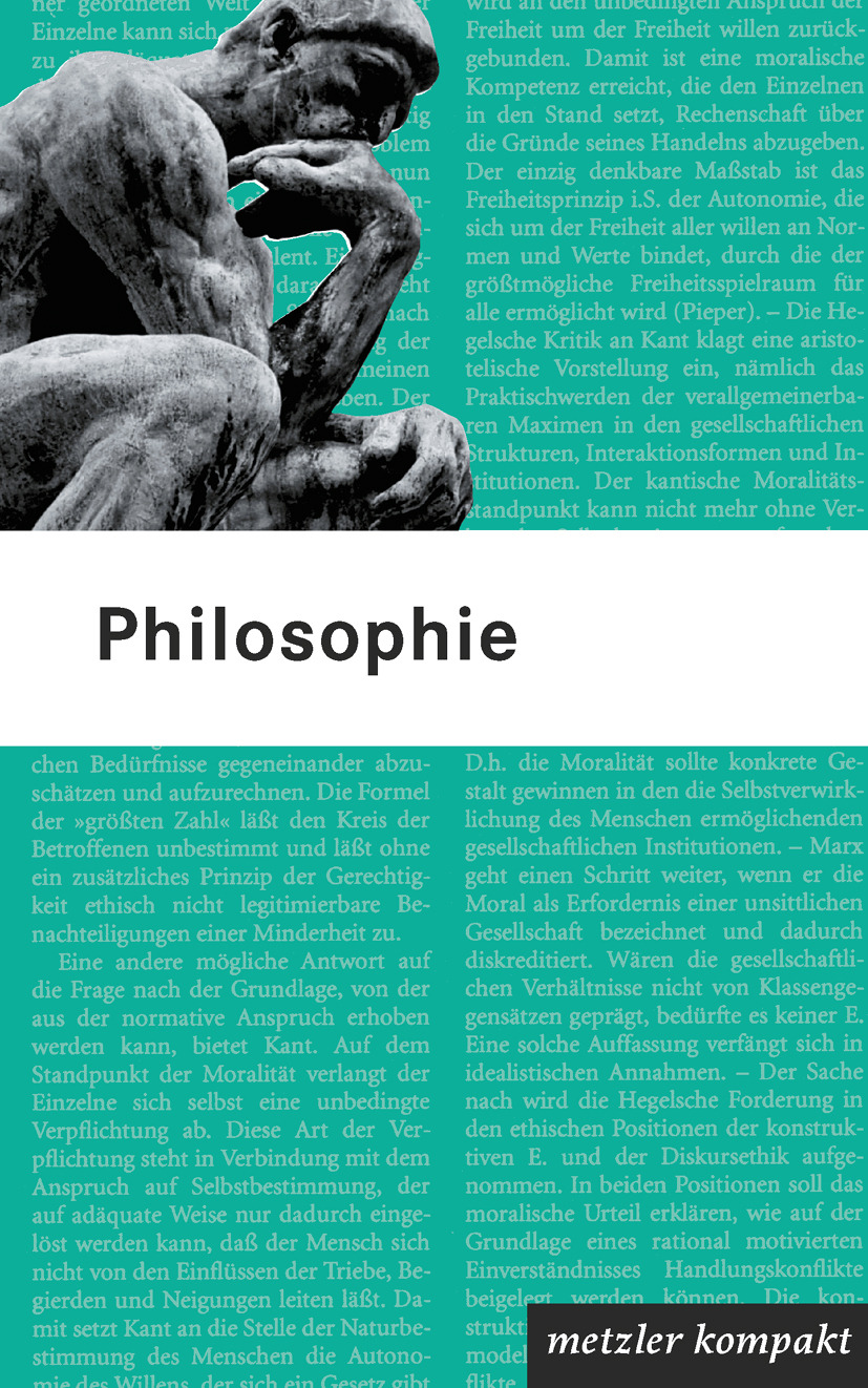 Prechtl, Peter - Philosophie, ebook