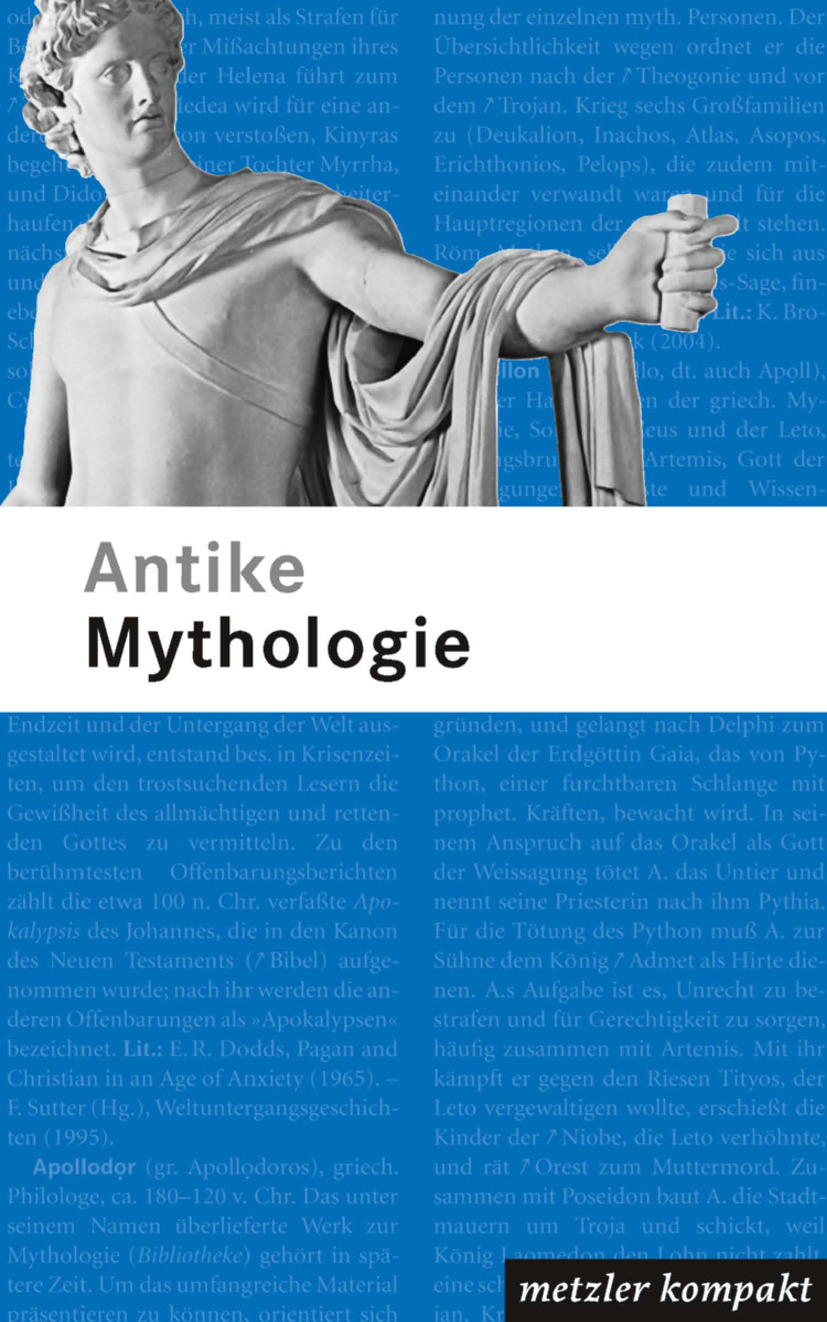Brodersen, Kai - Antike Mythologie, ebook