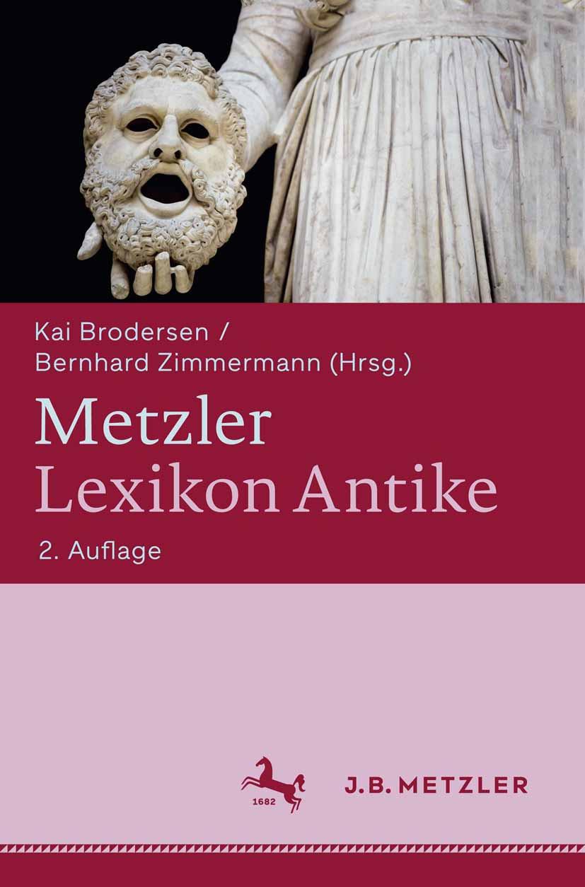 Brodersen, Kai - Metzler Lexikon Antike, e-bok