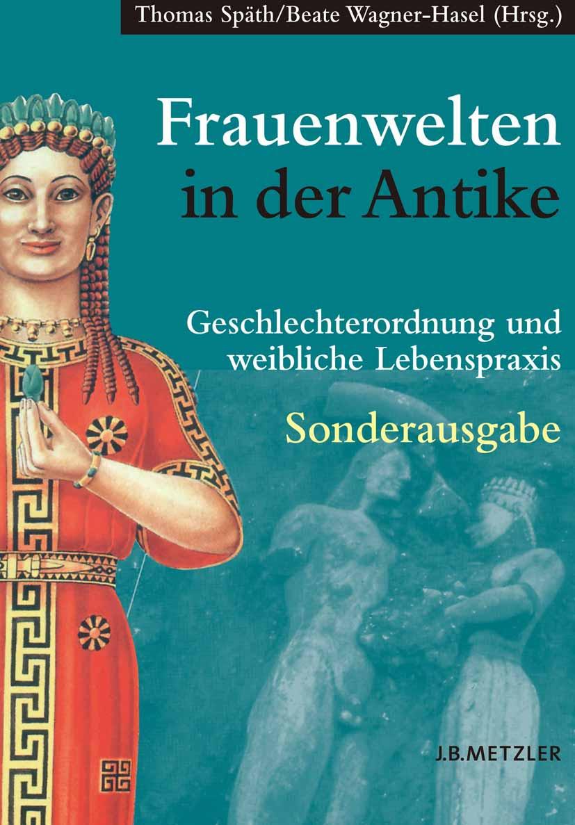 Späth, Thomas - Frauenwelten in der Antike, ebook