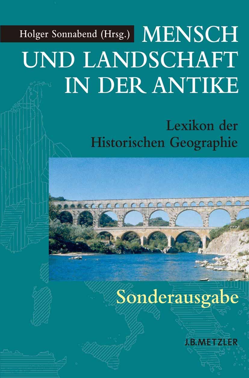 Sonnabend, Holger - Mensch und Landschaft in der Antike, ebook