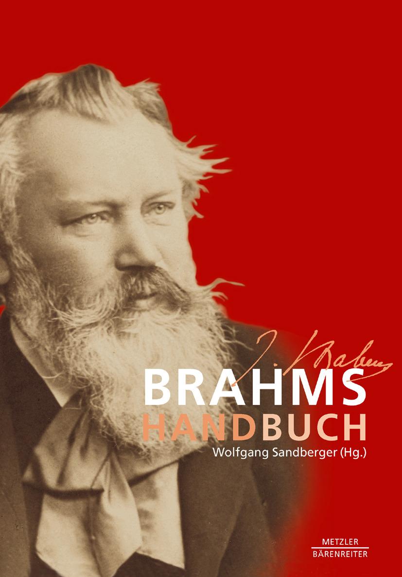 Sandberger, Wolfgang - Brahms Handbuch, e-bok