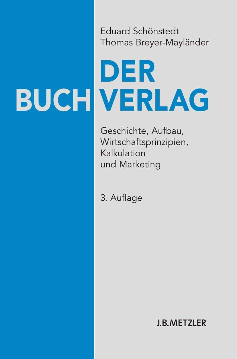 Breyer-Mayländer, Thomas - Der Buchverlag, ebook