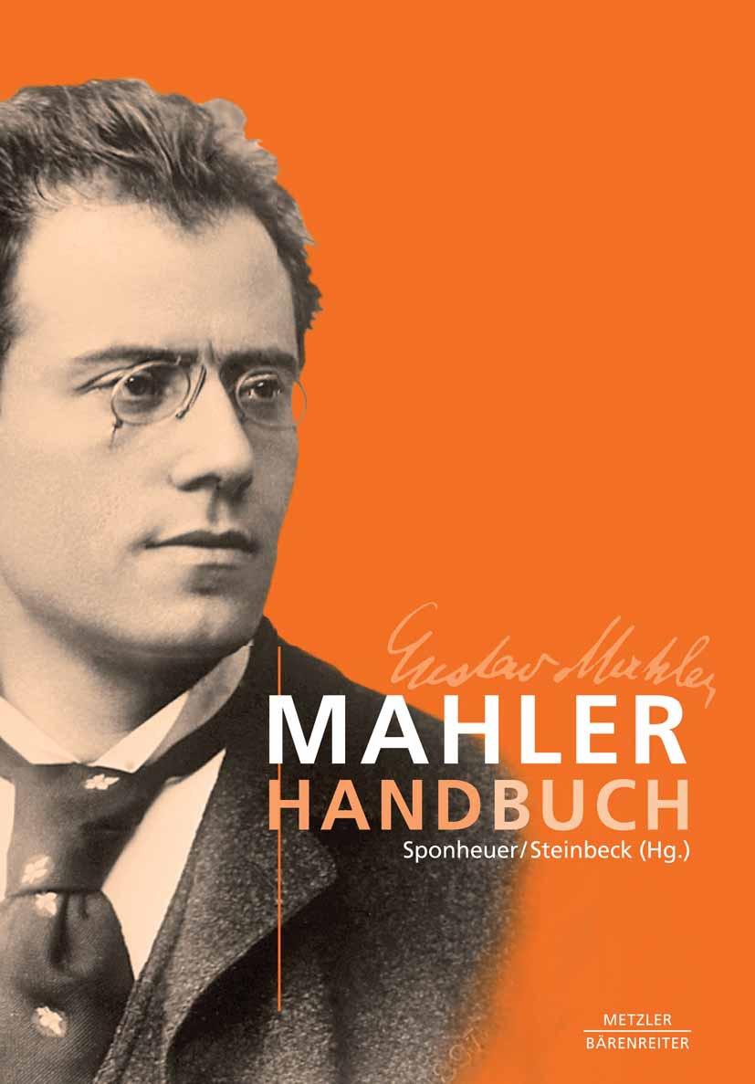 Sponheuer, Bernd - Mahler Handbuch, ebook