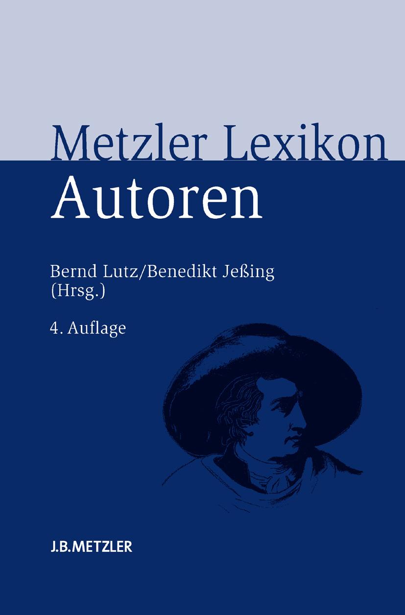 Jeßing, Benedikt - Metzler Lexikon Autoren, ebook
