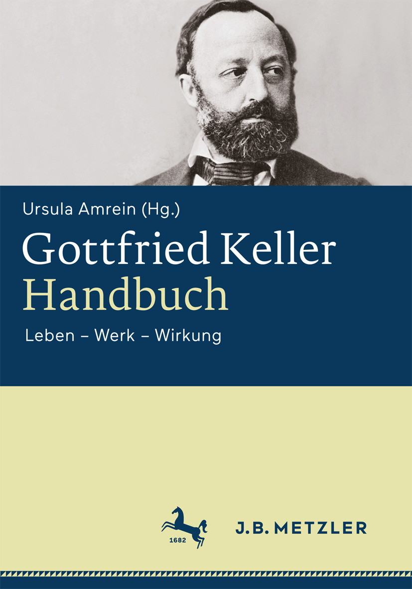 Amrein, Ursula - Gottfried-Keller-Handbuch, ebook