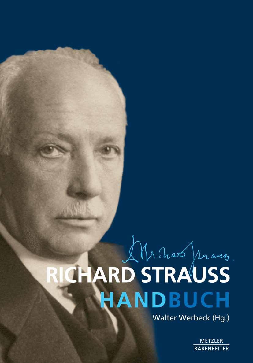 Werbeck, Walter - Richard Strauss Handbuch, ebook