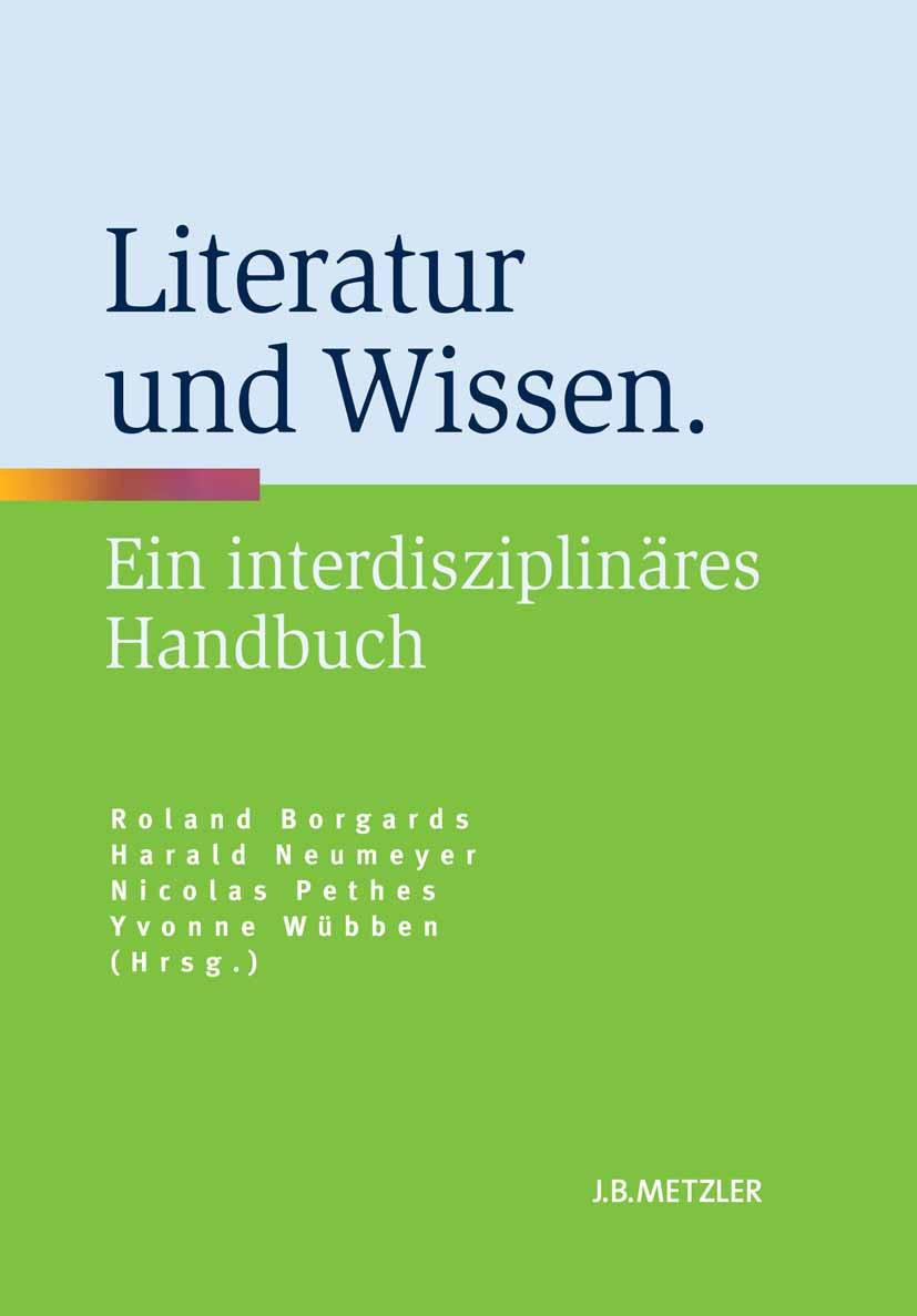 Borgards, Roland - Literatur und Wissen, ebook