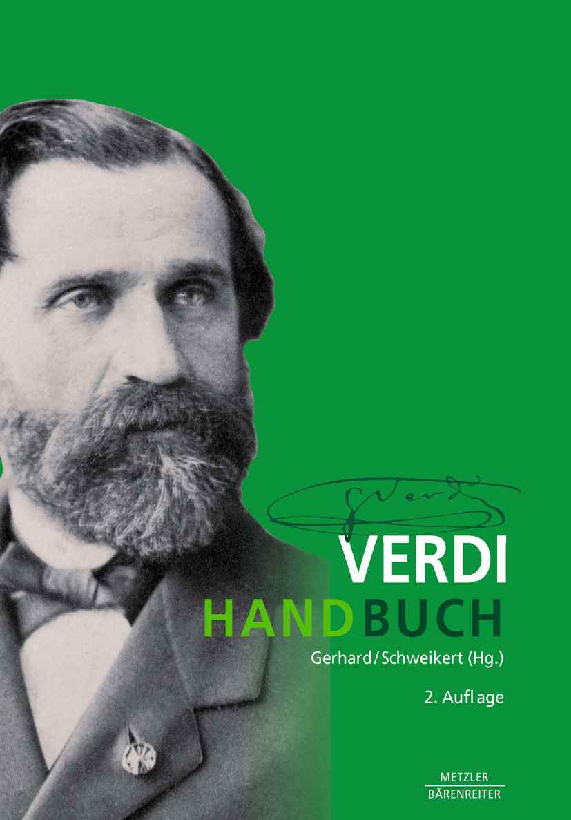 Gerhard, Anselm - Verdi Handbuch, ebook