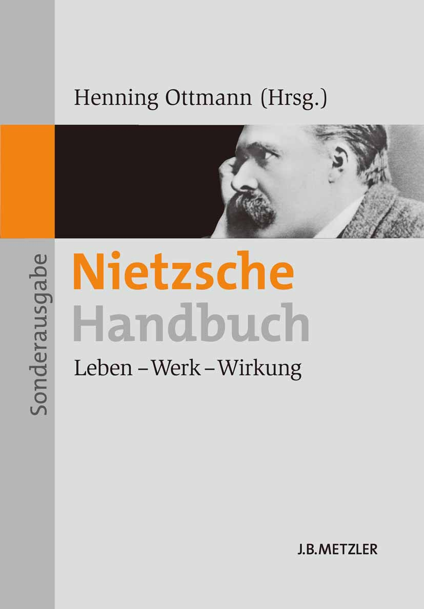 Ottmann, Henning - Nietzsche-Handbuch, ebook