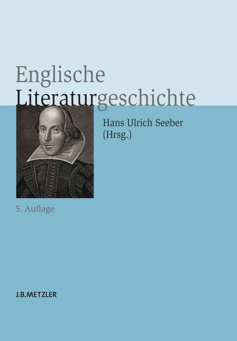 Berensmeyer, Ingo - Englische Literaturgeschichte, ebook