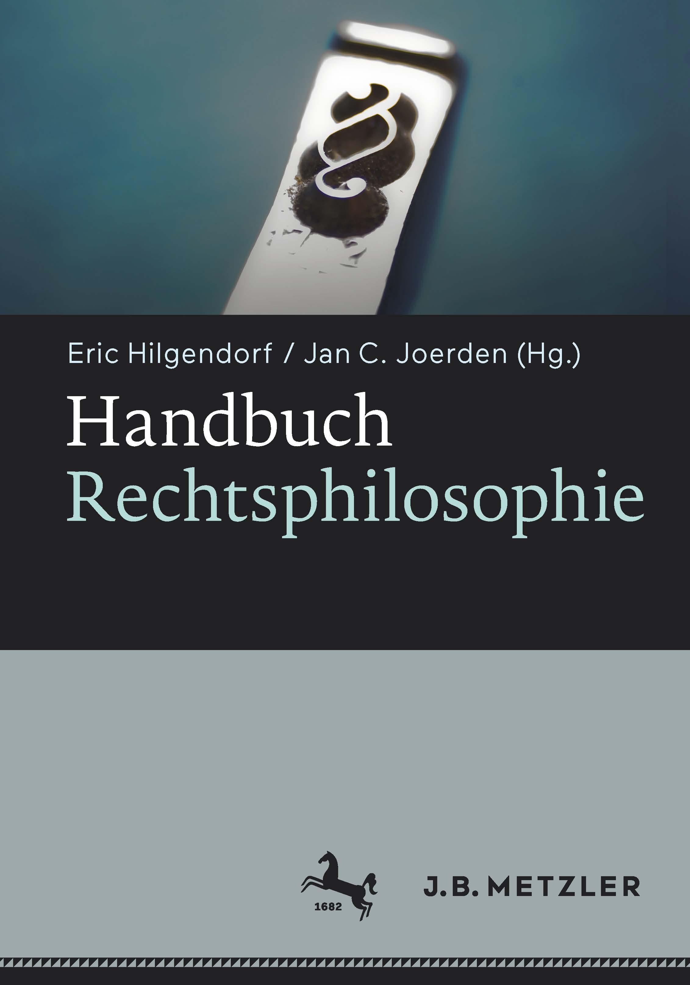 Hilgendorf, Eric - Handbuch Rechtsphilosophie, ebook