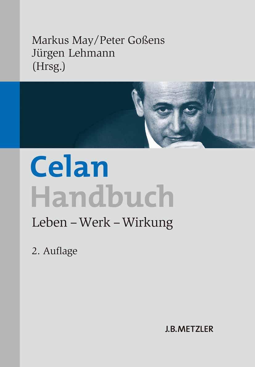 Goßens, Peter - Celan Handbuch, ebook