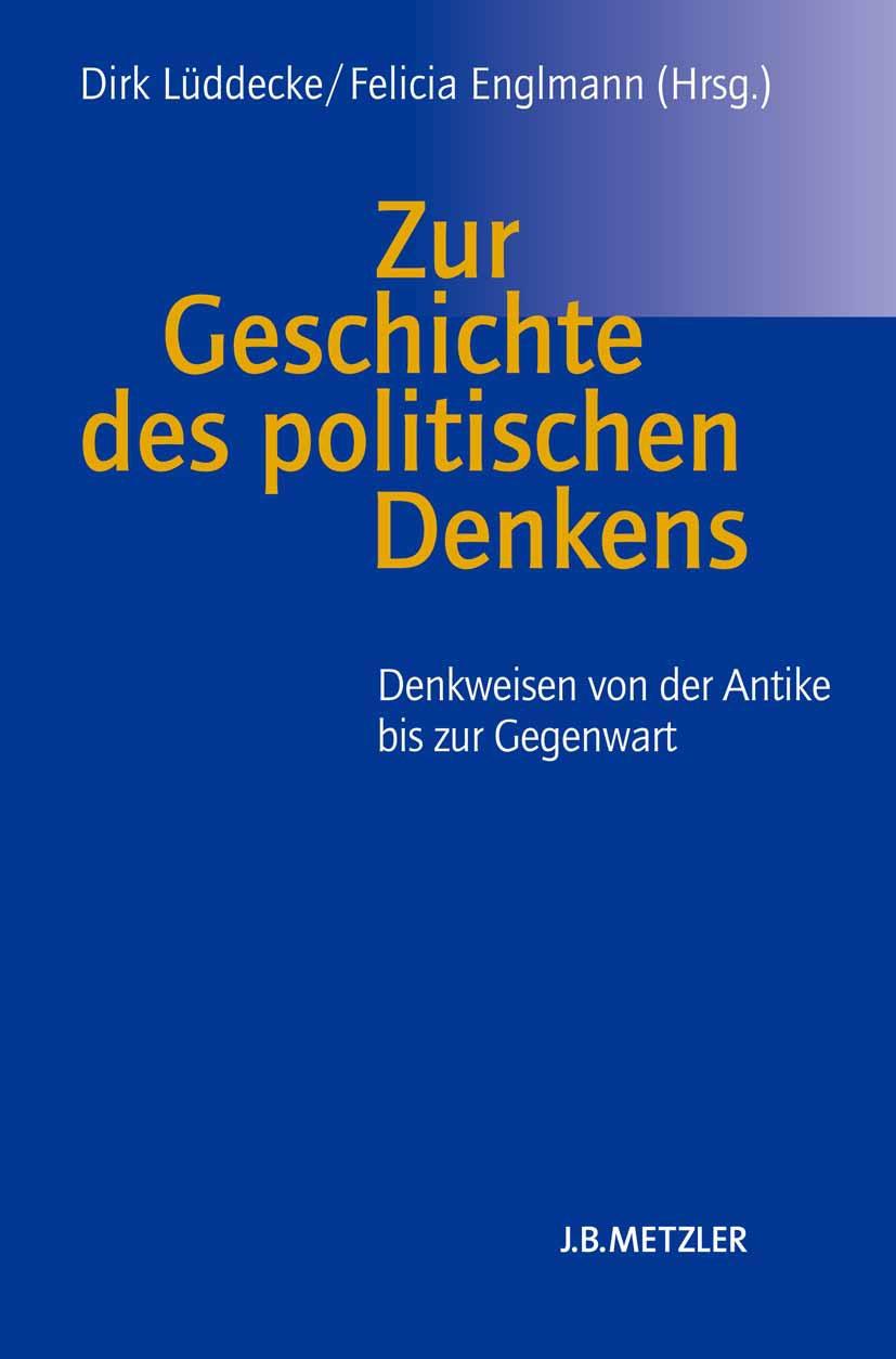 Englmann, Felicia - Zur Geschichte des politischen Denkens, ebook