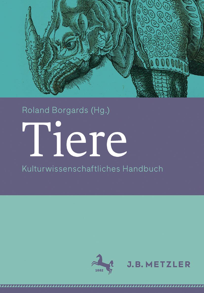Borgards, Roland - Tiere, e-kirja