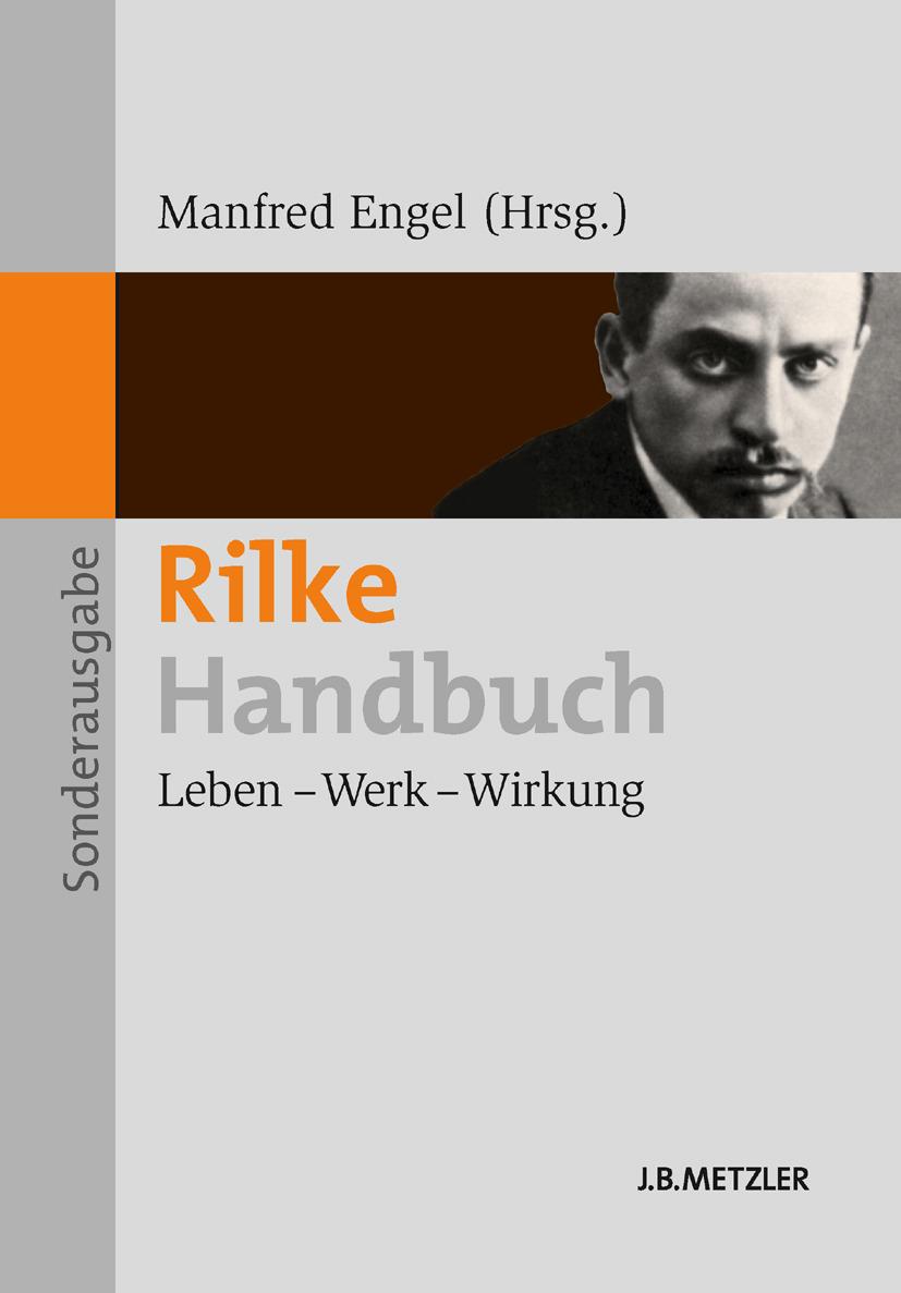 Engel, Manfred - Rilke-Handbuch, ebook
