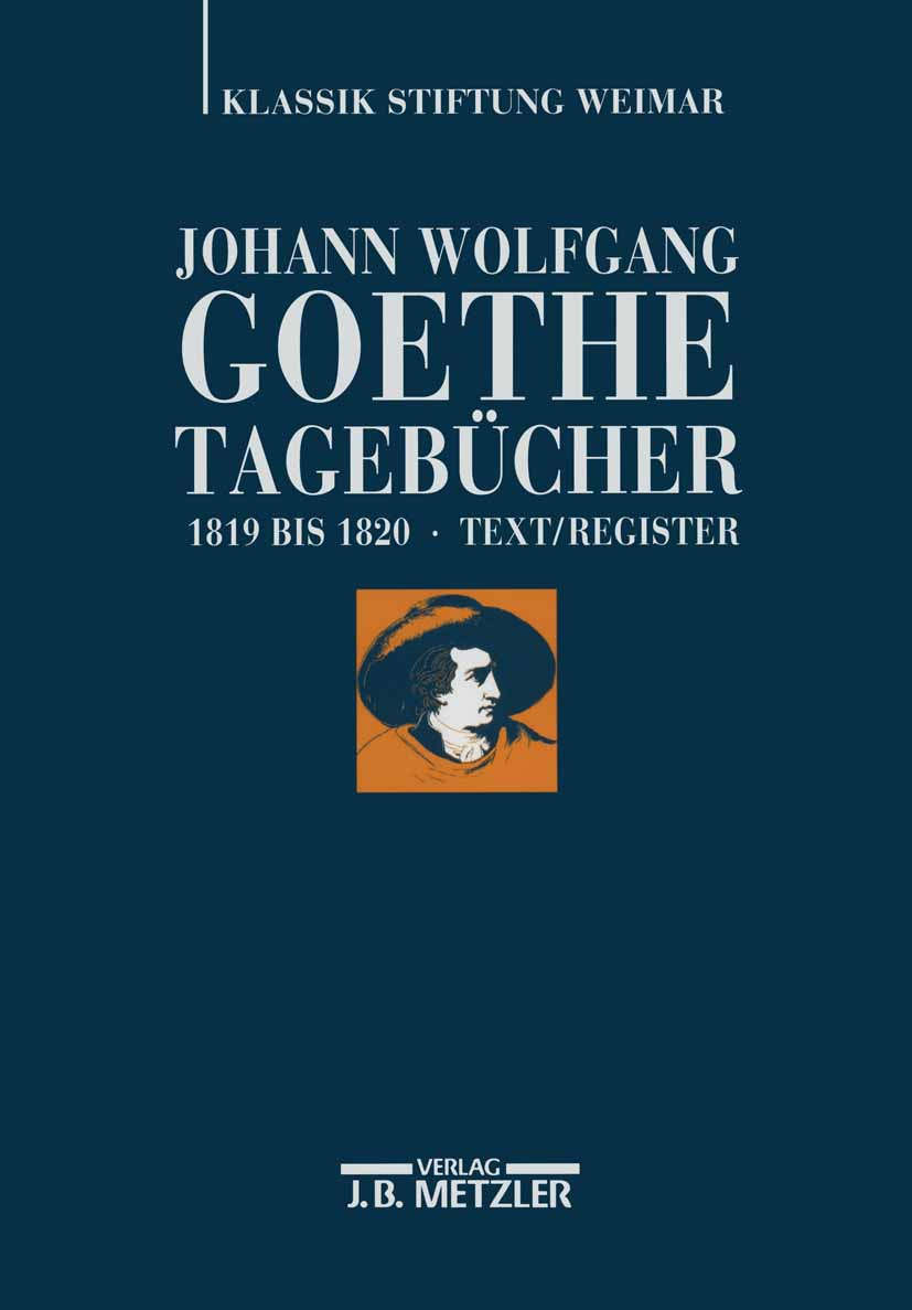 Ludwig, Ariane - Johann Wolfgang Goethe Tagebücher, ebook