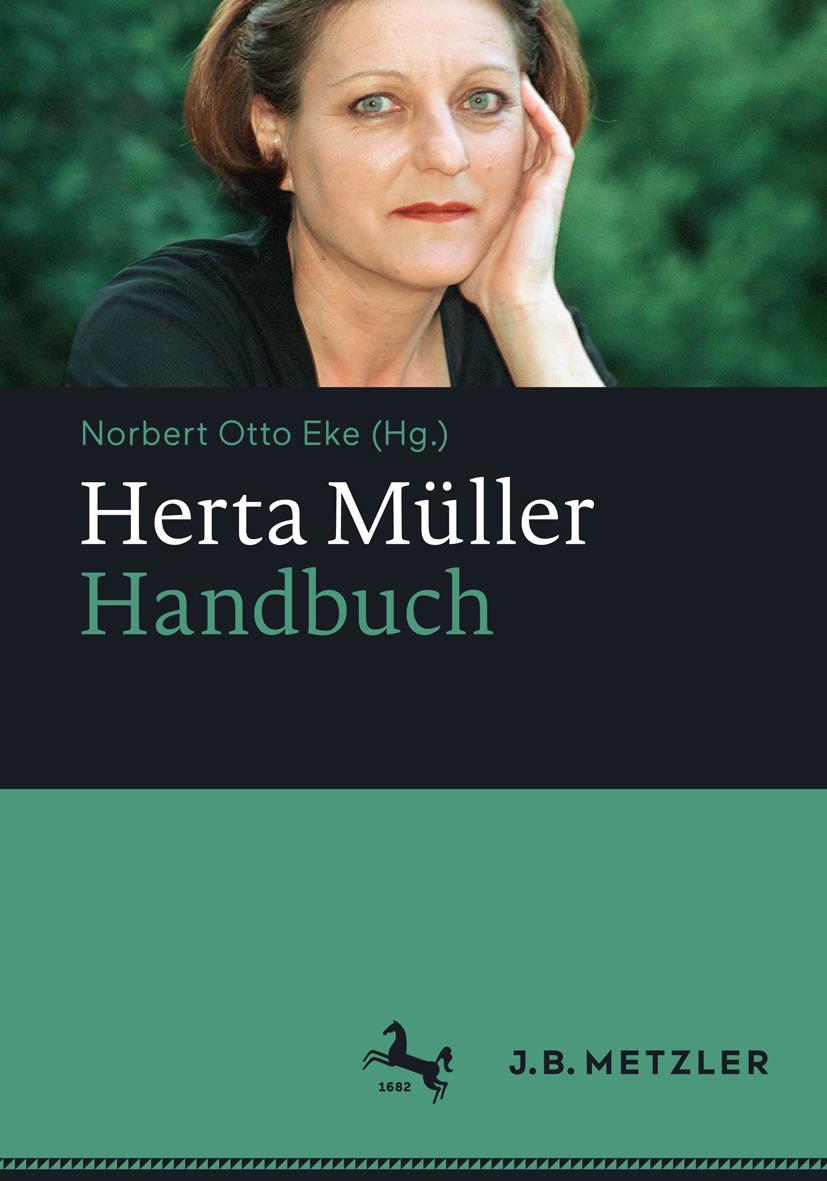 Eke, Norbert Otto - Herta Müller-Handbuch, ebook