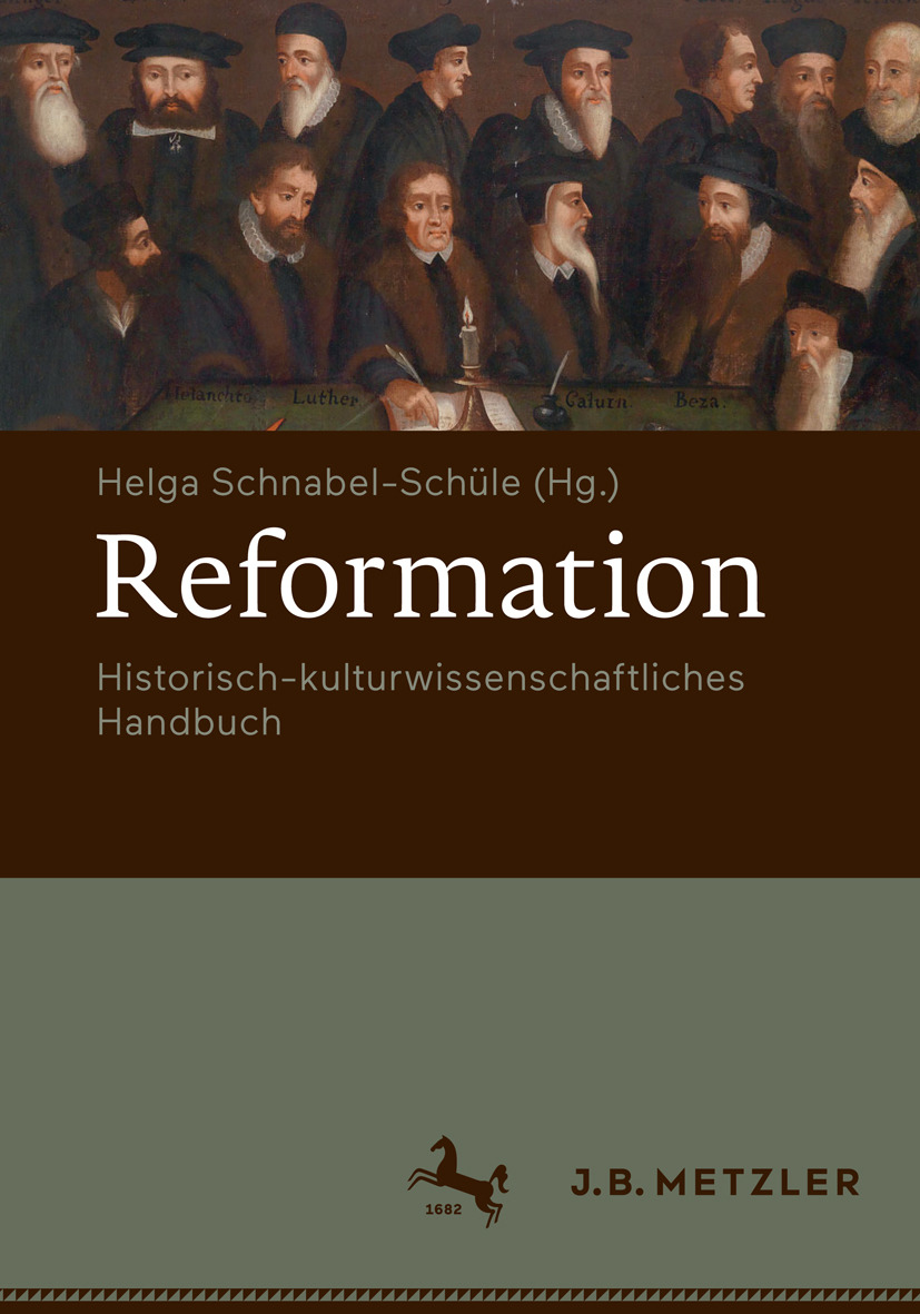 Schnabel-Schüle, Helga - Reformation, ebook