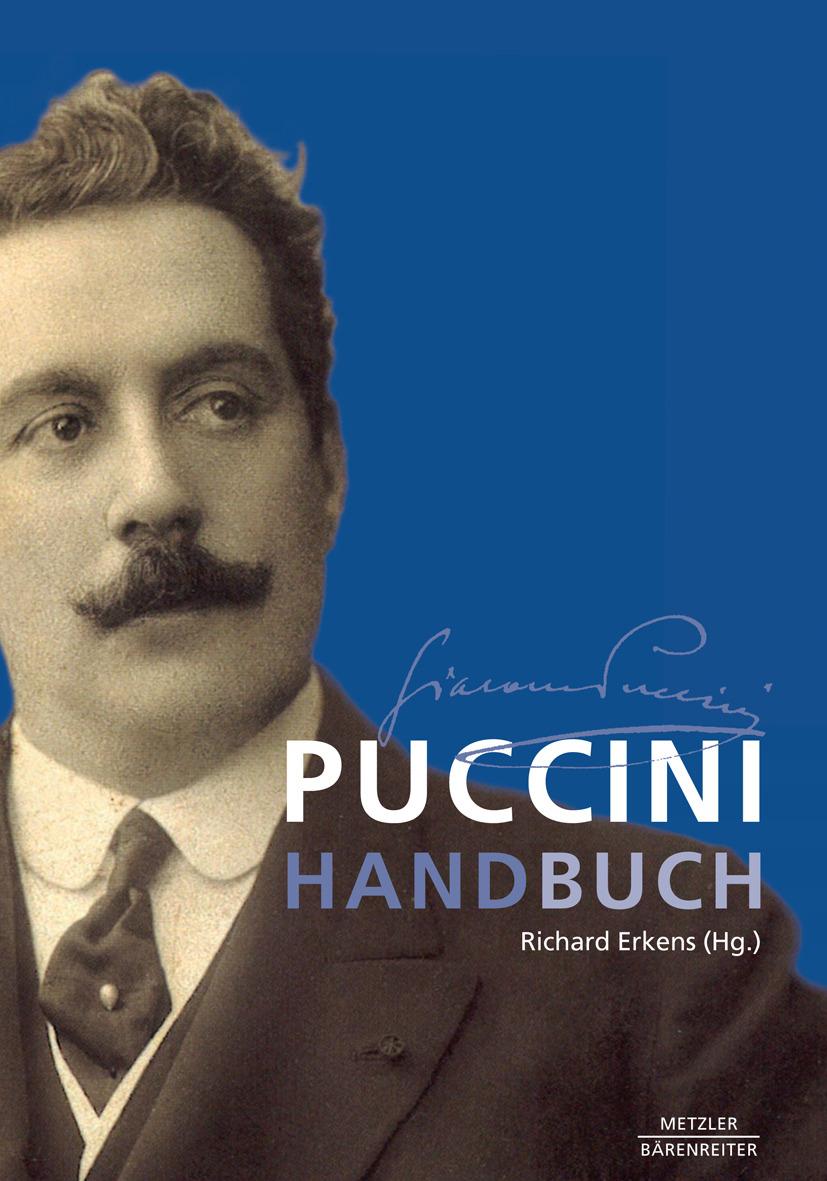 Erkens, Richard - Puccini-Handbuch, ebook