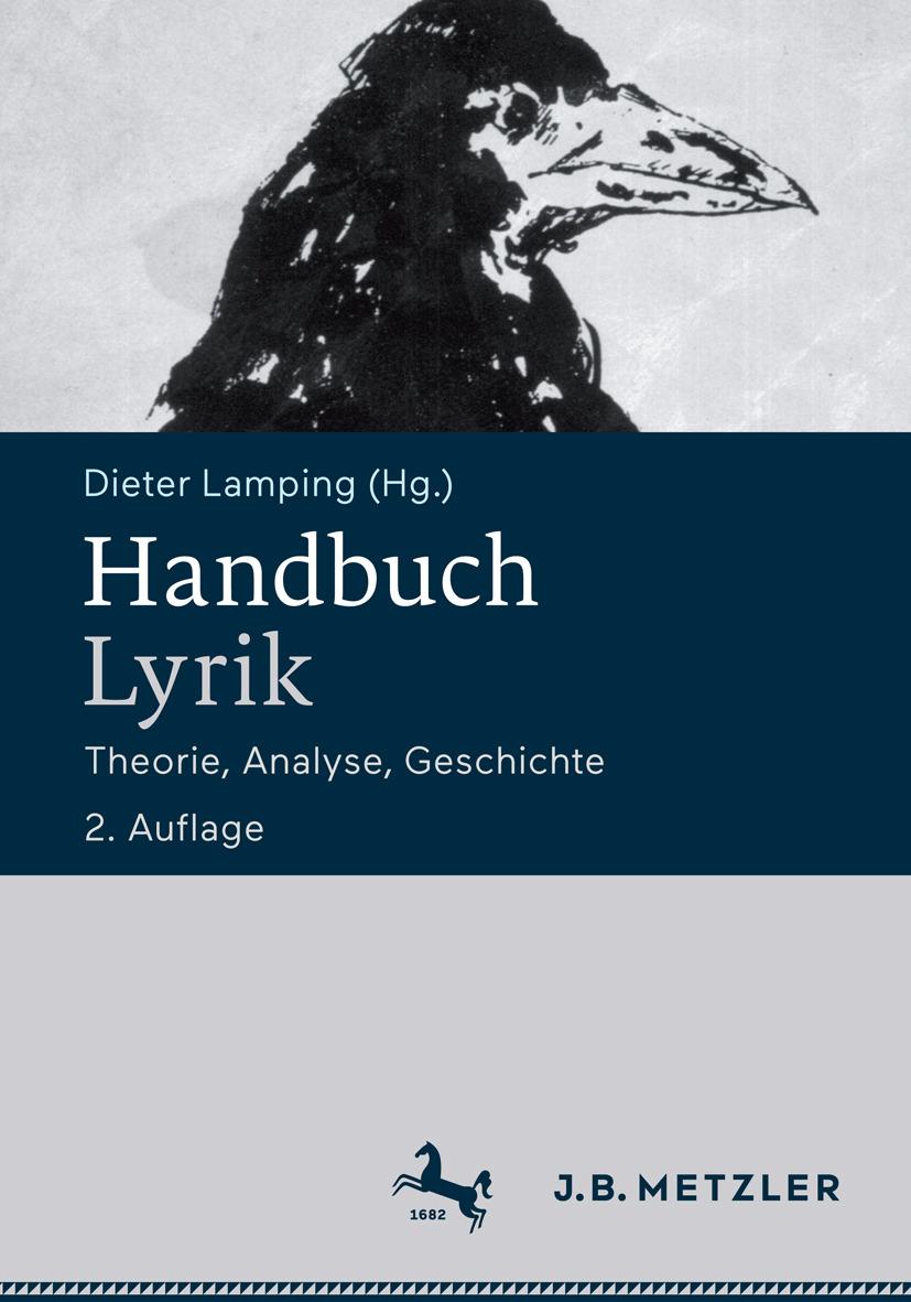 Lamping, Dieter - Handbuch Lyrik, ebook